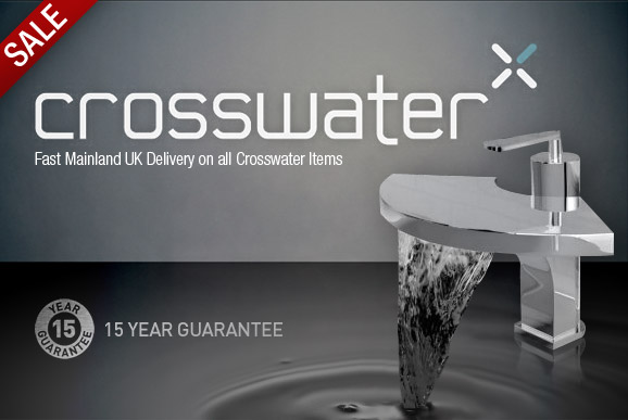 Crosswater Taps and Crosswater Showers at Discount Online